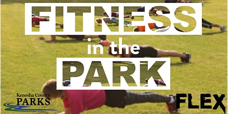 Fitness in the Park tickets