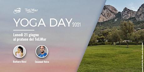 Yoga Day 2021 biglietti