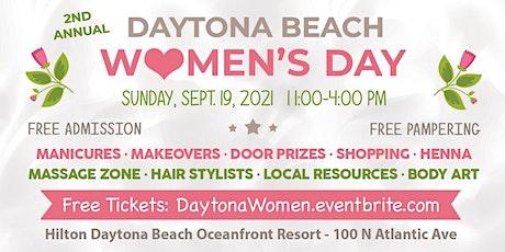 Daytona Beach Women's Day tickets