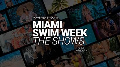 Miami Swim Week Shows 2021 tickets