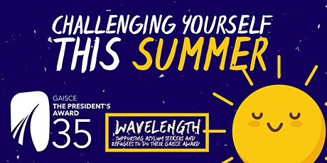 Challenge Yourself this Summer with Gaisce! tickets