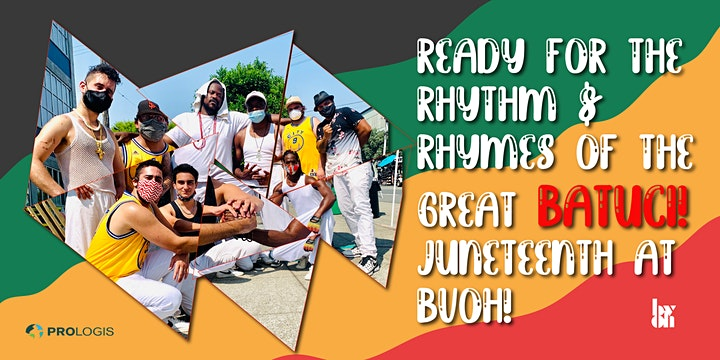 JUNETEENTH at BVOH!!! image