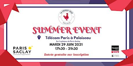 Summer Event de la La French Tech Paris-Saclay tickets