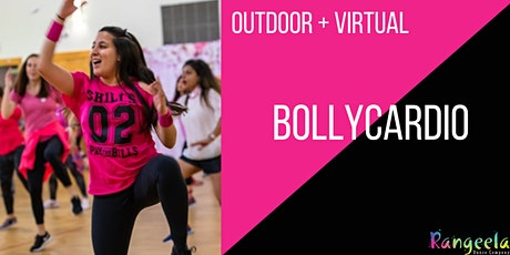 Outdoor & Virtual BollyCardio Workshop with Monika tickets