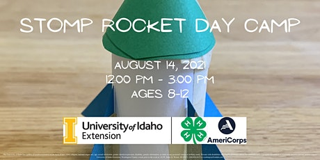 Stomp Rocket Day Camp tickets