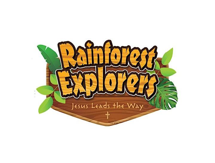 MCF Presents:  Rainforest Explorers VBS 2021! image