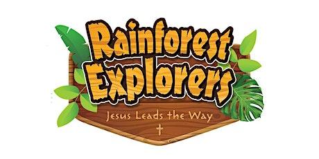 MCF Presents:  Rainforest Explorers VBS 2021! tickets