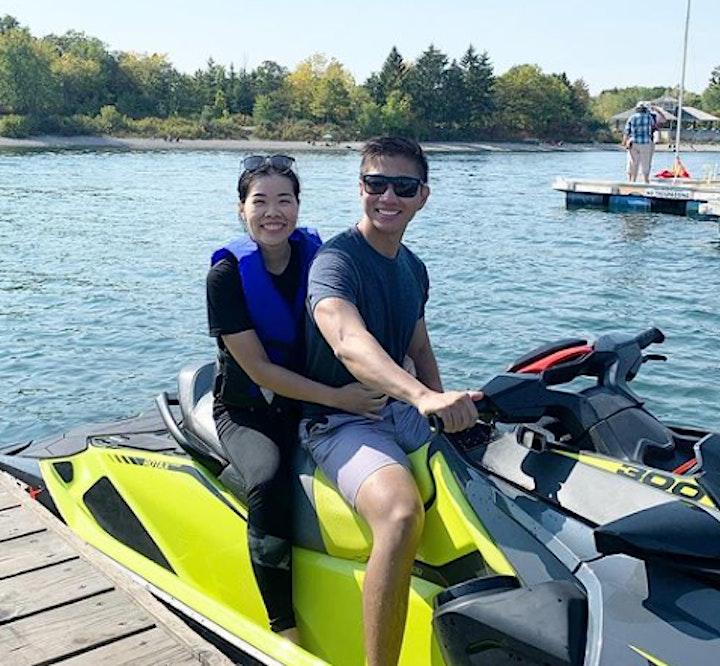 Toronto Dating Hub: Jet Ski Speed Dating Singles Event image