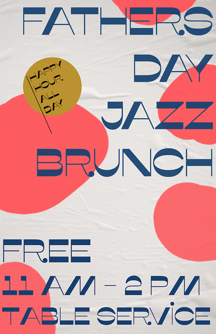 Fathers Day Jazz Brunch image