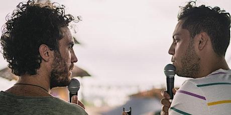 Spree vom Weizen -  Poetry Slam Show Open Air Tickets
