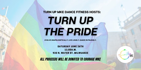 1st Annual - Turn Up The Pride tickets