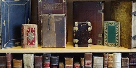UCL Rare-Books Club: Dante's Vita Nova In early print & C19th translation tickets