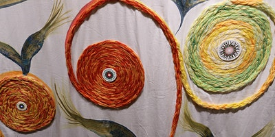A Good Yarn Exhibition at Sutton Central Library A