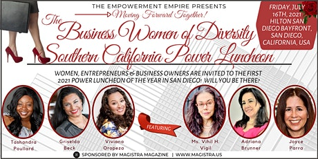 Business Women of Diversity  Southern California Power Luncheon tickets