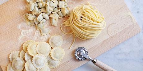 Fresh Egg Pasta cooking class tickets