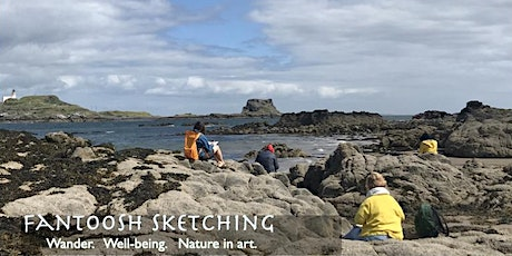 Sketch & Wander for Wellbeing: Seas the Day tickets