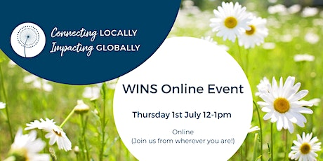 WINS Online: Connecting Locally Impacting Globally - Midday tickets