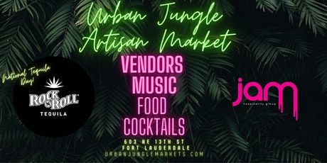 Urban Jungle Artisan Market tickets