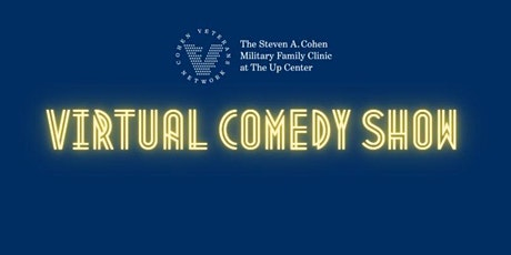 Virtual Comedy Night, Cohen Clinic at The Up Center Featuring Quincy Carr tickets