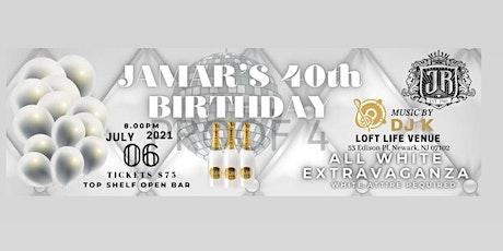 Jamar's 40th Extravaganza tickets