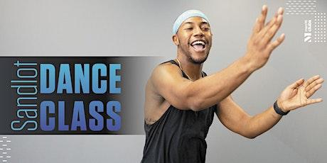 Sandlot Dance Class tickets