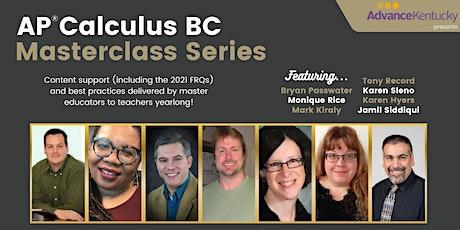 AdvanceKentucky APⓇ Calculus BC Masterclass Series tickets