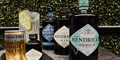 An Evening Of Gin & Tastings With Hendrick's Gin + The Little Pig Speakeasy tickets