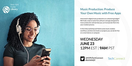 Music Production: Produce Your Own Music with Free Apps tickets