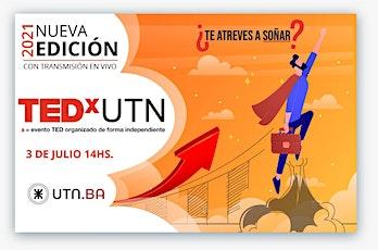 TEDxUTN 2021 tickets