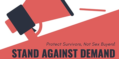 Stand Against Demand: Anti-Human Trafficking March tickets