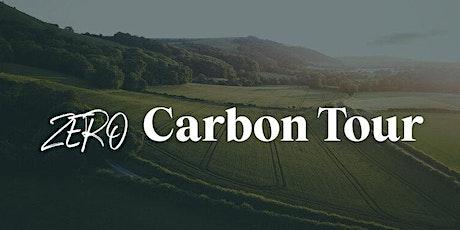 Roadmap to net zero carbon | Zero Carbon Tour tickets