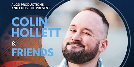 Colin Hollett & Friends Live at Loose Tie tickets