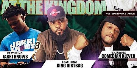 Thursday Night Comedy at the Kingdom tickets