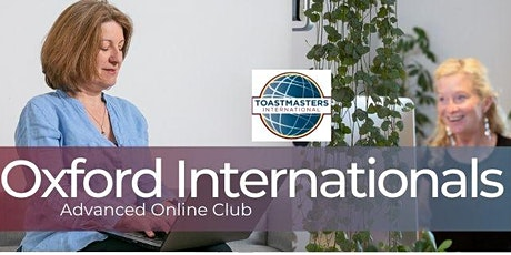 Oxford Internationals Club  (Toastmasters only) tickets