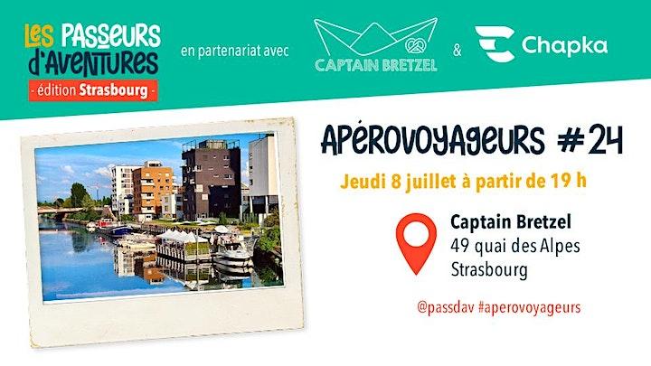 Image pour Apéro Voyageurs Strasbourg #24