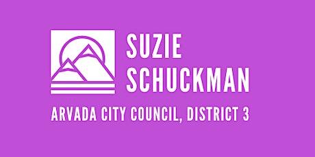 Suzie For Arvada Campaign Kick Off tickets