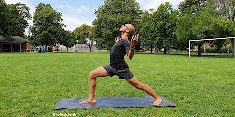 Park Yoga Toronto - Vinyasa Yoga w/ Tarik tickets