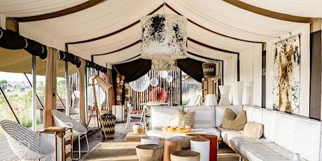 PASSPORTS: Architecture & Design - on Safari with Singita tickets