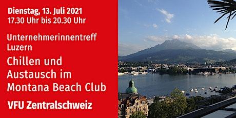 Unternehmerinnentreff in Luzern, Zentralschweiz, 13.07.2021 Tickets