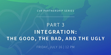 Partnership Series | Integration: the Good, the Bad and the Ugly tickets