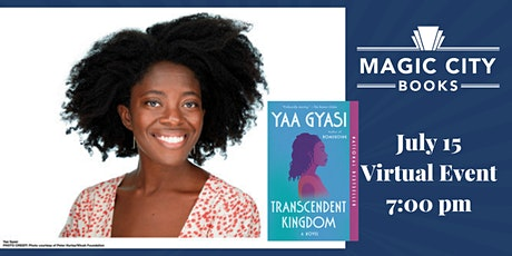 Paperback Launch - An Evening with Yaa Gyasi and Transcendent Kingdom tickets