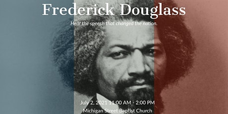 Frederick Douglass Fourth of July in the Corridor tickets