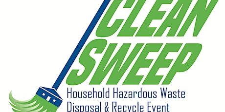 EPC - Friday, August 13, 2021 - Clean Sweep Household Hazardous Waste Event tickets