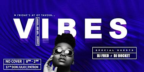V.I.B.E.S - The Afrobeat Happy Hour tickets