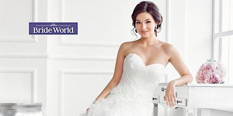 Bride World Anaheim Bridal Show tickets