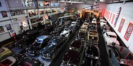 Klairmont Kollections NFP Chicago Automotive Museum Admission tickets