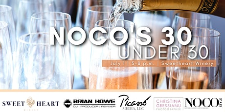 NOCO's 30 Under 30 tickets