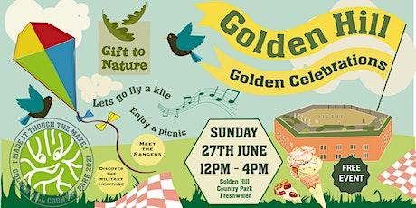 Golden Hill Golden Celebrations Event Walks tickets