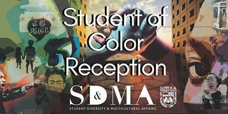 Welcome Week: Student of Color Reception tickets