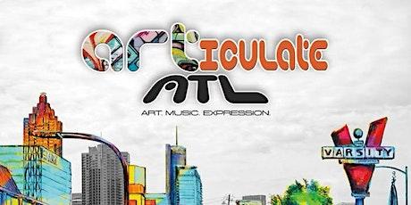 ARTiculate ATL 2021 tickets